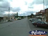 Street View of Gunning, On the way to Crookwell . . . CLICK TO ENLARGE
