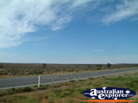 The Road to Broken Hill Landscape . . . CLICK TO ENLARGE