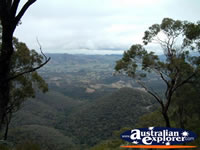 Nundle from Hanging Rock . . . CLICK TO ENLARGE
