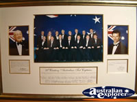 The Bradman Museum at Bowral Team Photo . . . CLICK TO ENLARGE