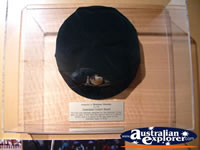 The Bradman Museum at Bowral Protected Hat . . . CLICK TO ENLARGE