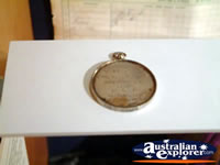 The Bradman Museum at Bowral Vintage Medal . . . CLICK TO ENLARGE