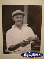 The Bradman Museum at Bowral Photo . . . CLICK TO ENLARGE