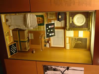 The Bradman Museum at Bowral Desk Display . . . CLICK TO ENLARGE