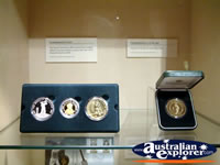 The Bradman Museum at Bowral Medals . . . CLICK TO ENLARGE