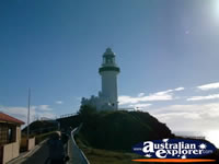 Byron Bay Lighthouse Closeup . . . CLICK TO ENLARGE