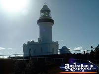 Byron Bay Lighthouse Side View . . . CLICK TO ENLARGE