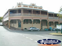 Bowra Hotel . . . CLICK TO ENLARGE