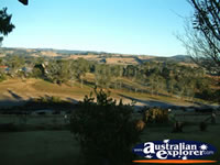View from Tallawarra Retreat . . . CLICK TO ENLARGE