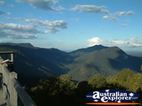 View from Dorrigo Lookout . . . CLICK TO ENLARGE