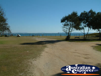 Woody Head Camping Ground . . . VIEW ALL WOODY HEAD PHOTOGRAPHS