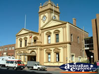 Maitland Town Hall . . . CLICK TO ENLARGE