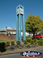 Narromine Town Clock . . . CLICK TO ENLARGE