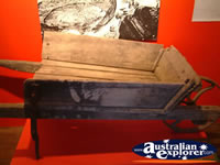 Uralla Museum Wheelbarrow . . . CLICK TO ENLARGE