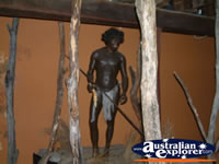 Uralla Museum Hunting Display . . . CLICK TO ENLARGE