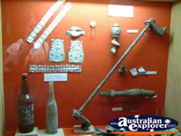 Uralla Museum Display . . . CLICK TO ENLARGE
