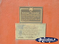 Uralla Plaque . . . CLICK TO ENLARGE