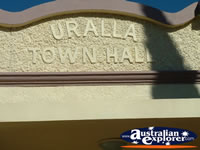 Uralla . . . CLICK TO ENLARGE