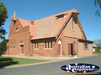 Gilgandra Church in New South Wales . . . CLICK TO ENLARGE