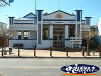 Bingara Shire Council . . . CLICK TO ENLARGE