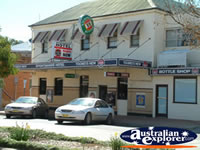 Sportsman Hotel Bingara . . . CLICK TO ENLARGE