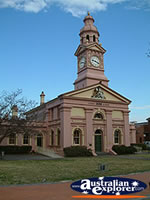Inverell Court House . . . CLICK TO ENLARGE