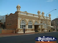 Old Town Hall Inverell . . . CLICK TO ENLARGE