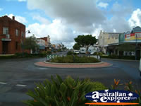 Main St in Narrabri . . . CLICK TO ENLARGE