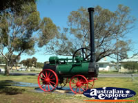 Coonamble Engine . . . CLICK TO ENLARGE
