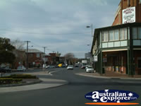 Main Street of Coonabarabran . . . CLICK TO ENLARGE