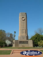 Dubbo War Memorial . . . CLICK TO ENLARGE
