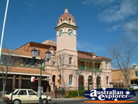 Dubbo One of the Old Buildings . . . CLICK TO ENLARGE