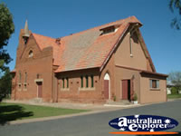 Gilgandra Church . . . CLICK TO ENLARGE