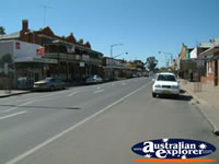 Gilgandra Main Street . . . CLICK TO ENLARGE