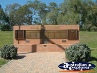 Gilgandra War Memorial . . . CLICK TO ENLARGE