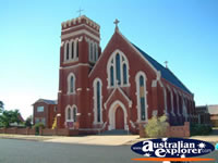 Cobar Church . . . CLICK TO ENLARGE
