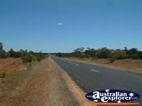The Road to Cobar . . . CLICK TO ENLARGE