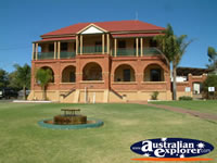 Cobar Information Centre & Museum . . . CLICK TO ENLARGE