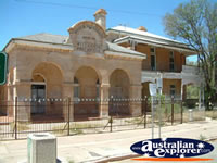 Wilcannia Post Office . . . CLICK TO ENLARGE