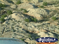 White Cliffs in NSW from the Air . . . CLICK TO ENLARGE