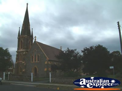 Cooma Church . . . VIEW ALL COOMA PHOTOGRAPHS