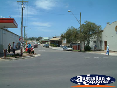 Moruya Street Intersection . . . VIEW ALL MORUYA PHOTOGRAPHS
