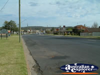Coonabarabran Street . . . CLICK TO ENLARGE