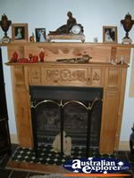 Manilla, Fireplace Inside Ambleside . . . CLICK TO ENLARGE
