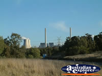 Muswellbrook Another View of the Power Plant . . . CLICK TO ENLARGE