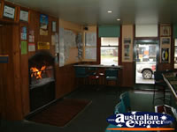 Fireplace in the Bar of the Imperial Hotel Quirindi . . . CLICK TO ENLARGE