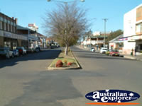 Another View of the Main St in Manilla . . . CLICK TO ENLARGE