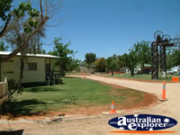 Balranald Caravan Park . . . CLICK TO ENLARGE