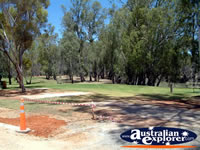 Lovely Park at Balranald Caravan Park . . . CLICK TO ENLARGE