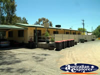 Balranald Caravan Park Cabins . . . CLICK TO ENLARGE